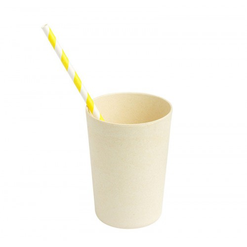 AND SOY Becher